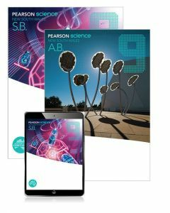 Pearson Science NSW 9 Student Book, eBook and Activity Book
