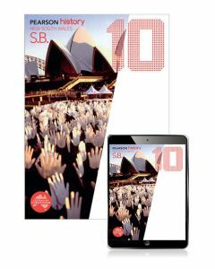 Pearson History New South Wales 10 Student Book with Reader+