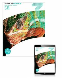 Pearson Science NSW 7 Student Book with eBook