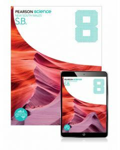 Pearson Science NSW 8 Student Book with eBook