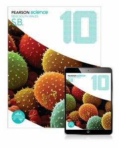Pearson Science NSW 10 Student Book with eBook