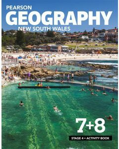Pearson Geography NSW Stage 4 Activity Book