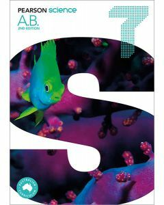 Pearson Science 7 Activity Book 2e