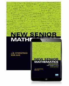 New Senior Mathematics Advanced Year 11 & 12 Student Book with eBook (3e)