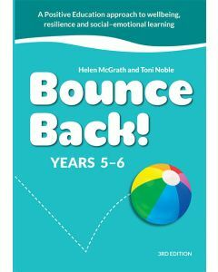 Bounce Back! Years 5-6 Book with Reader+ 3ed