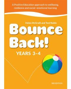 Bounce Back! Years 3-4 Book with Reader+ 3ed
