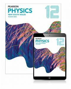 Pearson Physics 12 NSW Student Book with eBook
