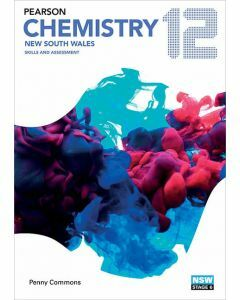 Pearson Chemistry 12 NSW Skills & Assessment Book