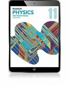 Pearson Physics 11 NSW eBook (Access Code)