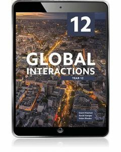 Global Interactions Year 12 eBook 3ed (Access Code)