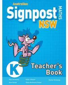 Australian Signpost Maths NSW K Teacher's Book 2ed