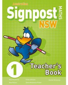 Australian Signpost Maths NSW 1 Teacher's Book 2ed
