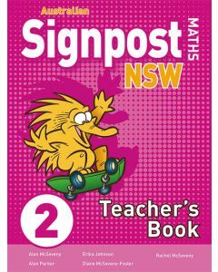 Australian Signpost Maths NSW 2 Teacher's Book 2ed