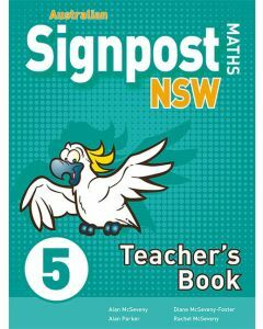 Australian Signpost Maths NSW 5 Teacher's Book 2ed