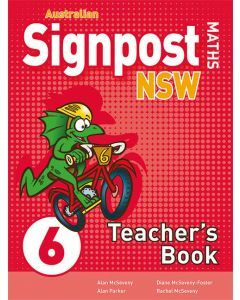 Australian Signpost Maths NSW 6 Teacher's Book 2ed