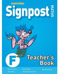 Australian Signpost Maths F Teacher's Book (3e)