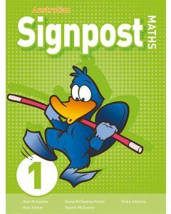 Australian Signpost Maths 1 Student Activity Book (3e)