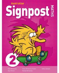 Australian Signpost Maths 2 Student Activity Book (3e)