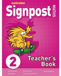 Australian Signpost Maths 2 Teacher's Book (3e)
