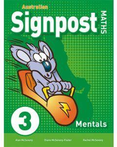 Australian Signpost Maths 3 Mentals (3e)