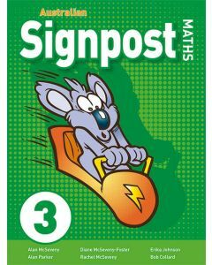 Australian Signpost Maths 3 Student Activity Book (3e)