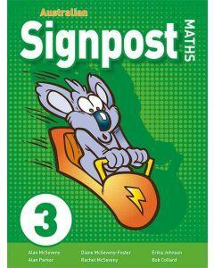 Australian Signpost Maths 3 Student Activity Book (3e)
