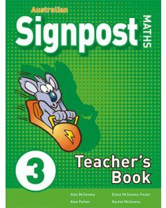 Australian Signpost Maths 3 Teacher's Book (3e)