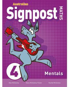 Australian Signpost Maths 4 Mentals (3e)