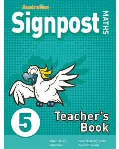 Australian Signpost Maths 5 Teacher's Book (3e)