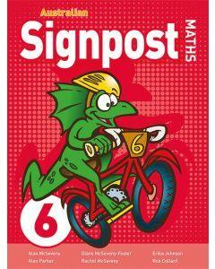 Australian Signpost Maths 6 Student Activity Book (3e)