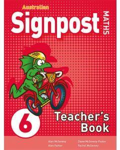 Australian Signpost Maths 6 Teacher's Book (3e)
