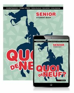 Quoi de Neuf? Senior Book with eBook 2ed