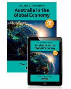 [Pre-order] Australia in the Global Economy 2020 Student Book with Reader+ [Due Oct 2019]