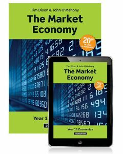 [Pre-order] The Market Economy 2020 Student Book with Reader+ [Due Dec 2019]