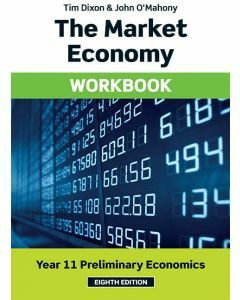 [Pre-order] The Market Economy Workbook 8th Edition [Due Dec 2019]