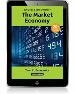 [Pre-order] The Market Economy 2020 eBook (Access Code) [Due Dec 2019]