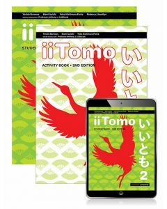 iiTomo 2 Student Book, eBook and Activity Book 2ed