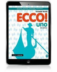 Ecco! uno 2nd Edition eBook (Access Code)