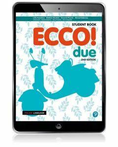 Ecco! due eBook Access Code (2e)