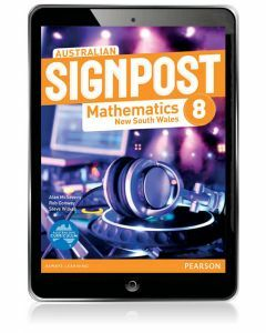 Australian Signpost Mathematics NSW 8 eBook (Access Code)