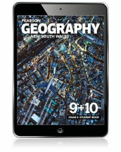 Pearson Geography NSW Stage 5 eBook (Access Code)