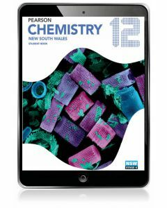 Pearson Chemistry 12 NSW eBook (Access Code)