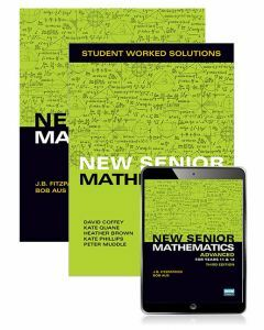 New Senior Mathematics Advanced Year 11 & 12 Student Book + Student Worked Solutions Book with eBook (3e)