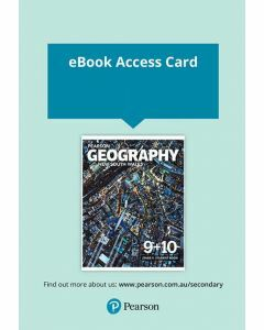 Pearson Geography NSW Stage 5 Reader+ (Access Code)