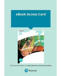 Pearson Science NSW 7 Reader+ (Access Code)