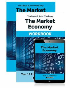 The Market Economy 2019 Student Book and Workbook with Reader+