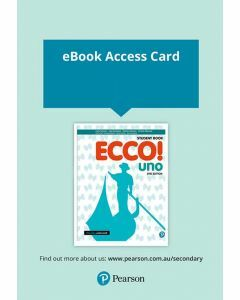 Ecco! uno 2nd Edition eBook (Access Code)