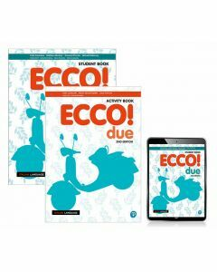 Ecco! due Student Book, eBook and Activity Book (2e)