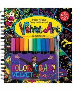 Velvet Art (Ages 6+)