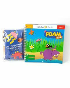The Foam Book (Ages 4+)